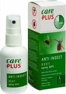 Mückenschutz Test Care Plus
