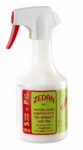 Fliegenspray Pferde Test Zedan