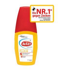Autan Mückenschutz Zecken Pump Spray