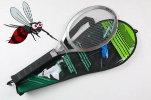 elektrische Fliegenklatsche Test Schröter